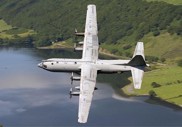 47 Squadron Hercules C3a