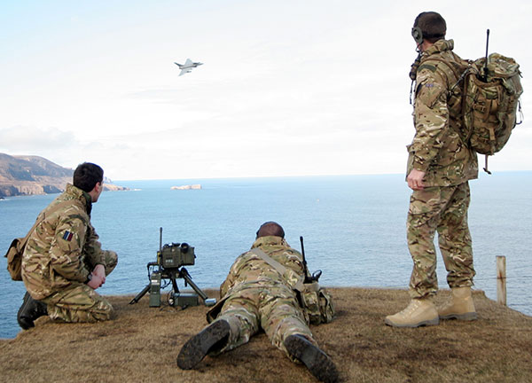 Forward Air Controllers | British FAC | JTAC