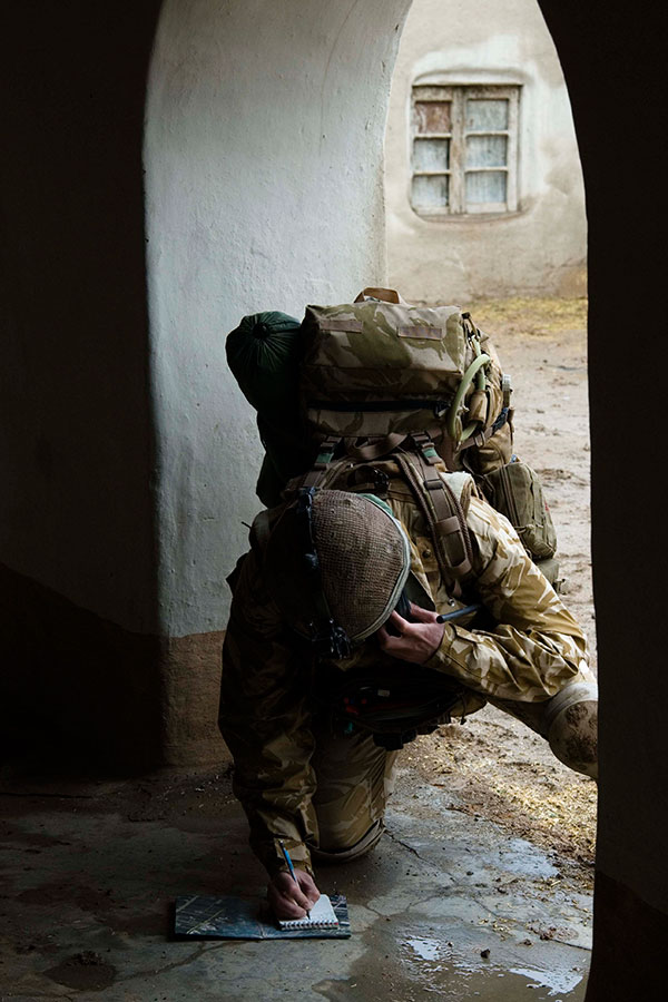29 Commando Royal Artillery Regiment