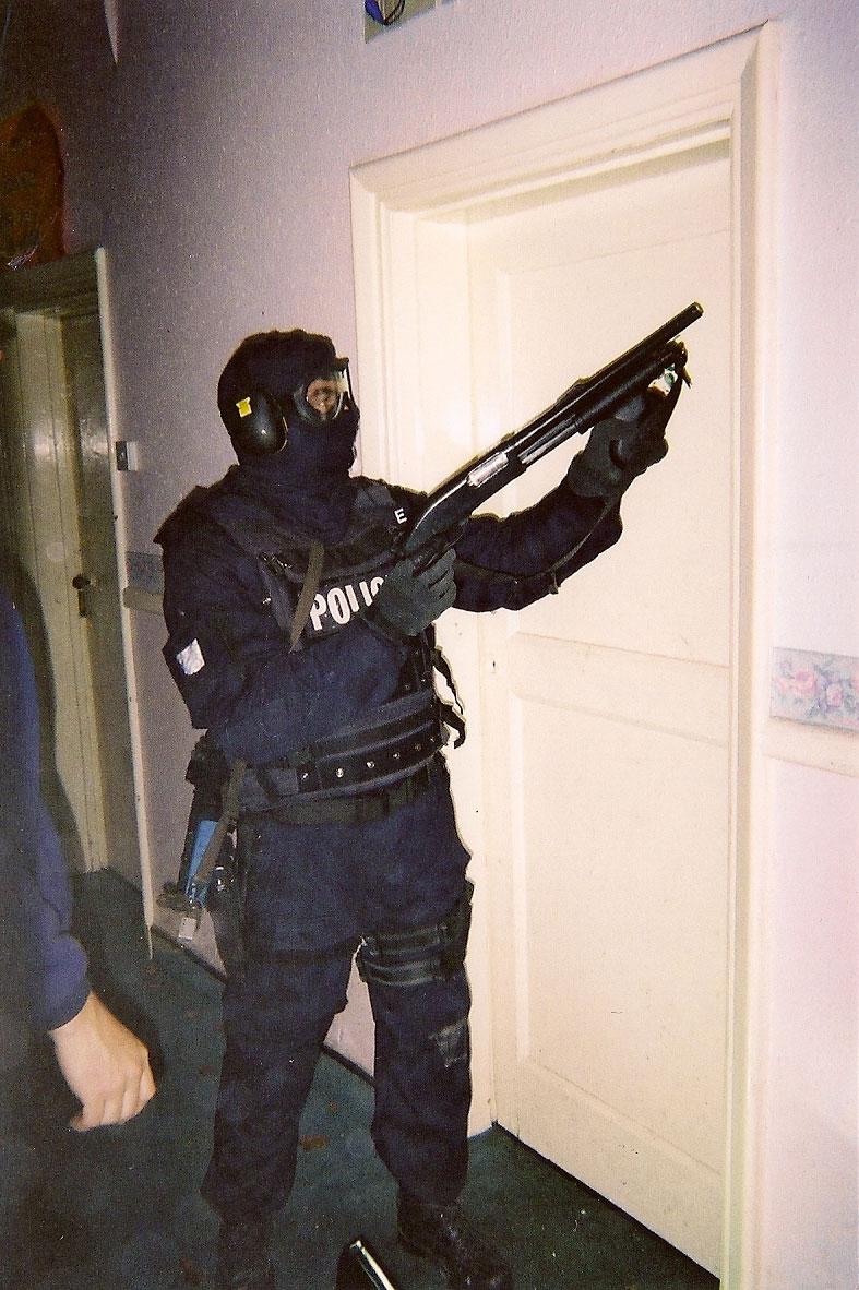 Co19 Breaching Shotgun