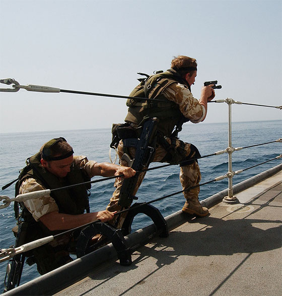 Fleet Protection Group Royal Marines (FPGRM) - Photos