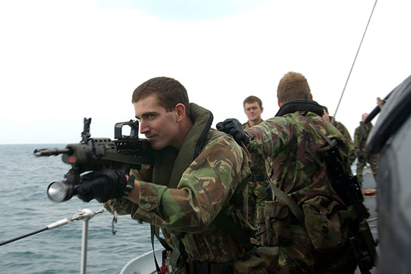 Royal Marines FPGRM