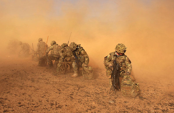 40 Commando Royal Marines