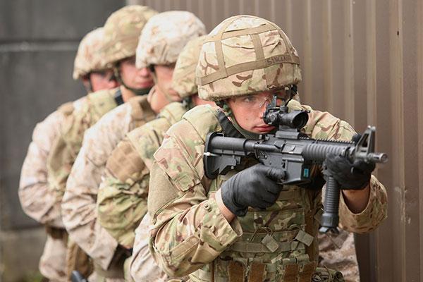 43 Commando Fpgrm