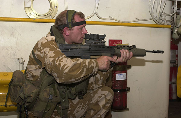 40 commando - royal marine