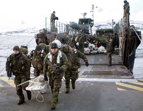 45 Commando Royal Marines