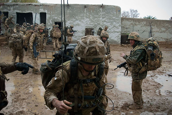 Royal Marines Commandos photo