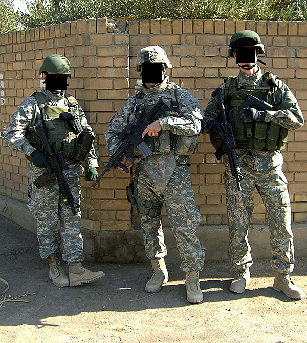 SAS in Iraq (2)