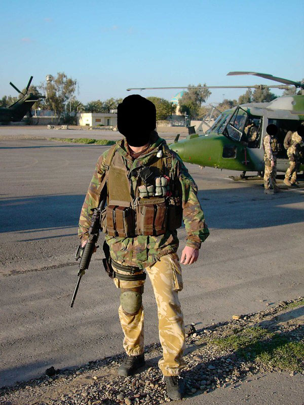 SAS in Iraq (3)