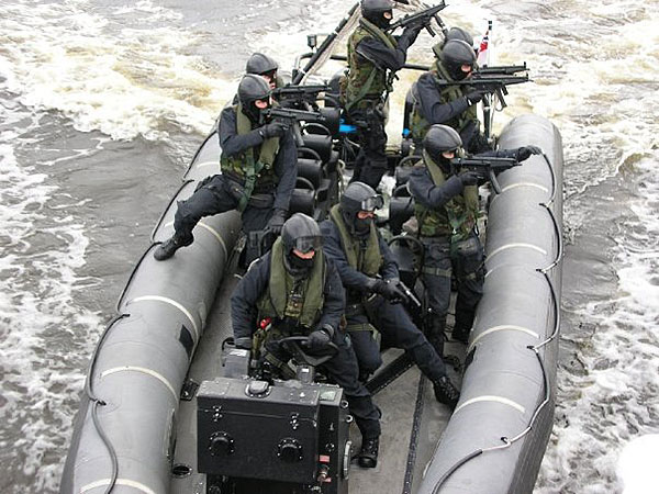 Special Forces RIB
