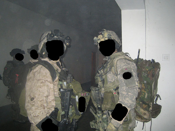 British Special Forces In Iraq