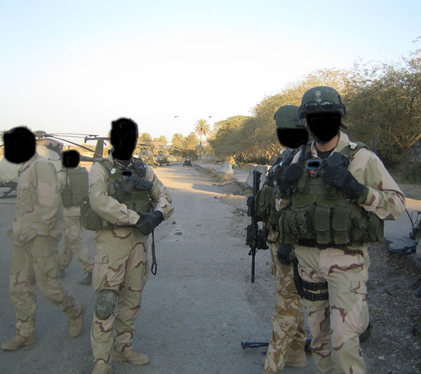 task force black - iraq
