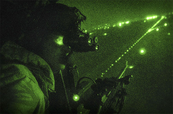 UKSF Gear - Night Vision