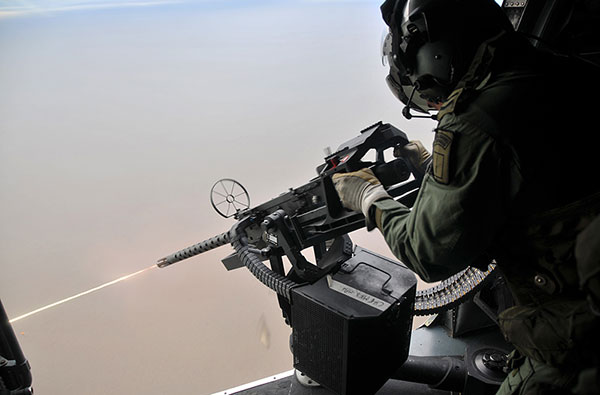 M3M Commando Helicopter Force