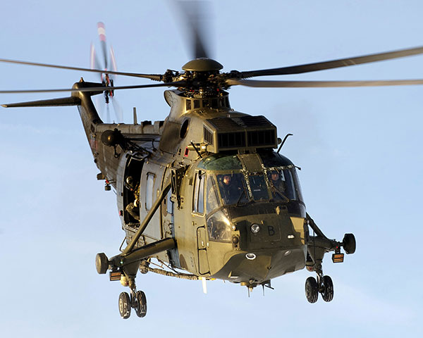 Sea King - Commando Helicopter Force