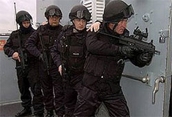 MDP firearms officers