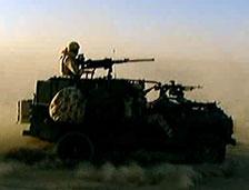 Brigade patrol troop Brf-afghanistan