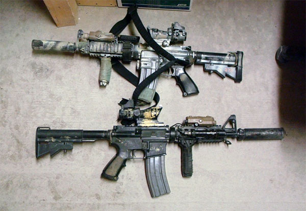 SAS - Weapons - C8 Carbine