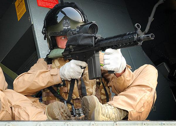 SAS - Weapons - G3 Assault Rifle