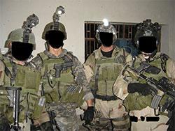 Special Air Service (The SAS)