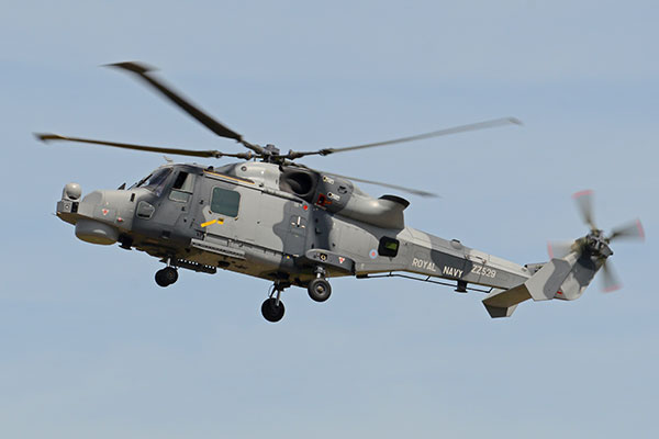 Wildcat HMA2 helicopter
