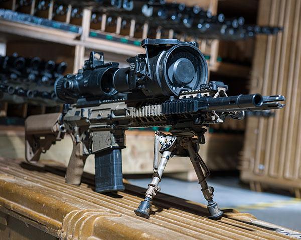 L129a1 Sharpshooter
